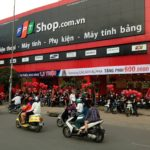 FPT Retail is the second largest retailer of mobile handsets in Vietnam